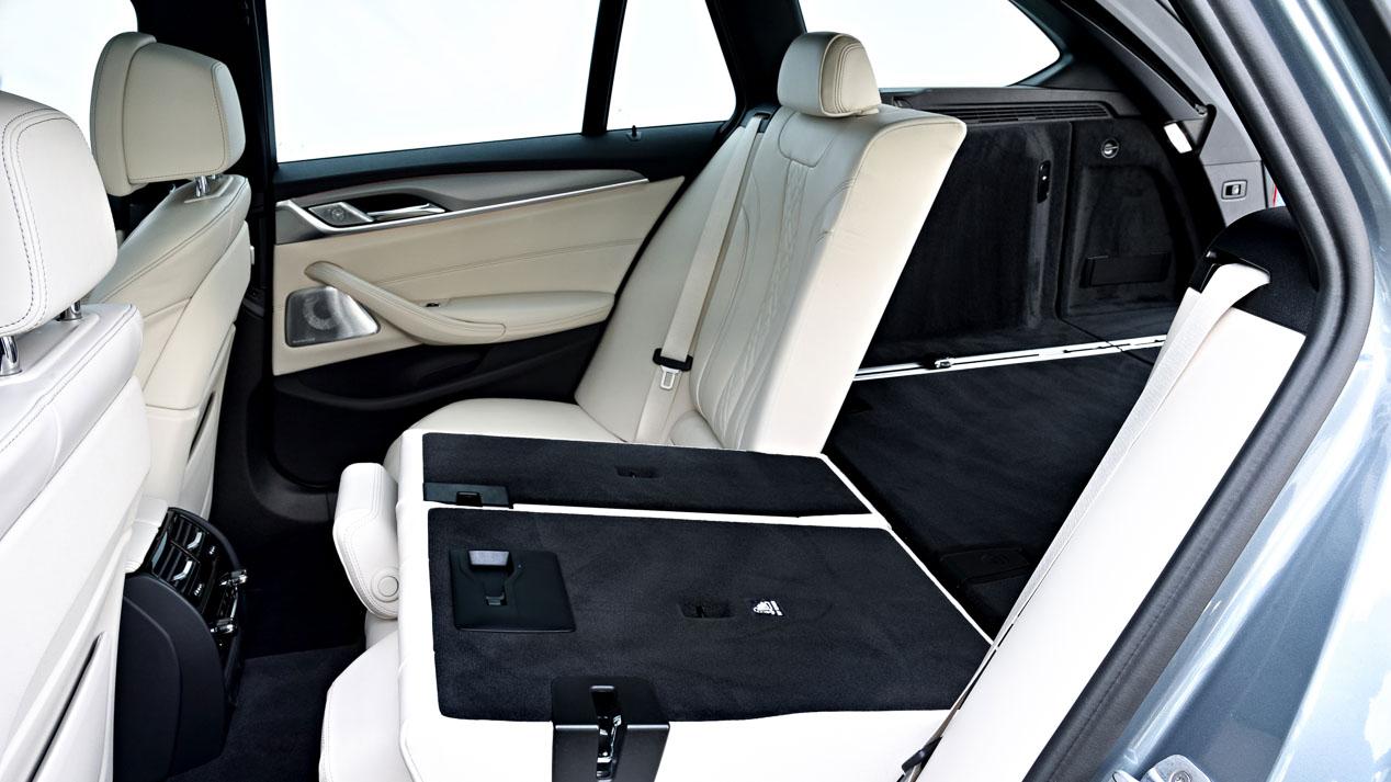 BMW Serie 5 Touring 2017 a prueba