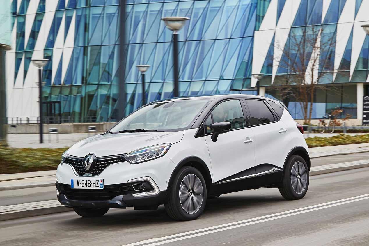 Renault Captur 2017, las mejores imágenes