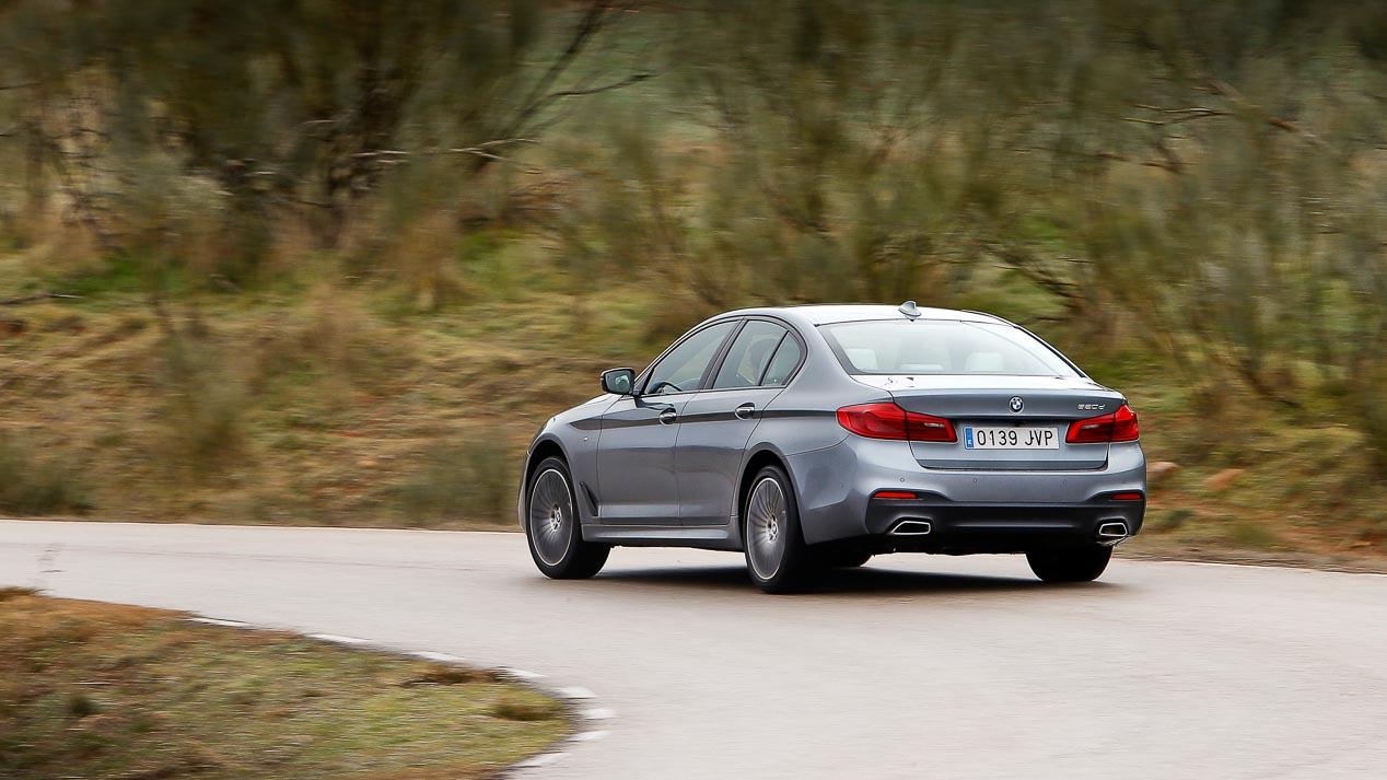 BMW 520d vs Mercedes E 220d. ¿Cuál es mejor?