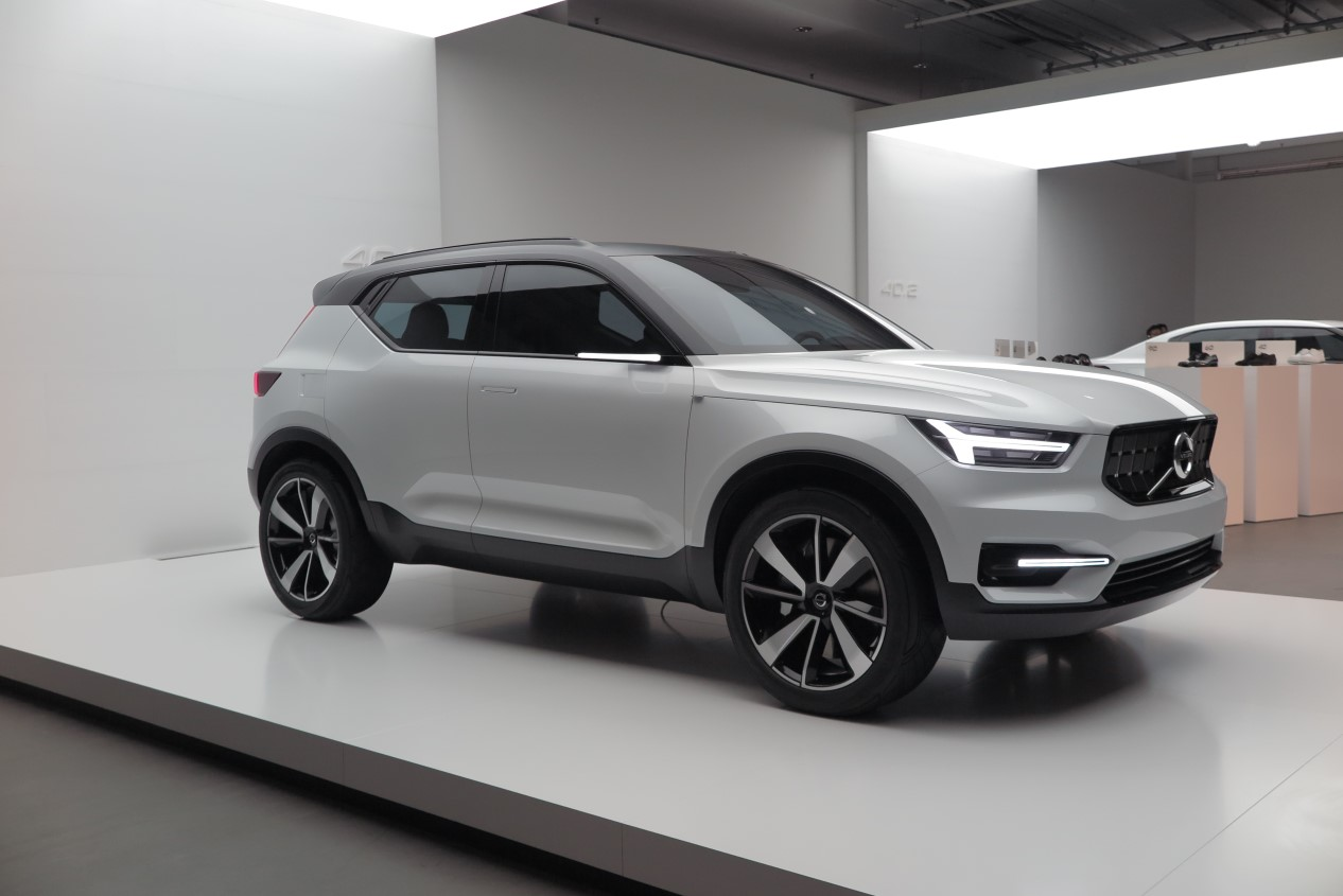 El futuro Volvo XC20, ¿a la venta en 2019?