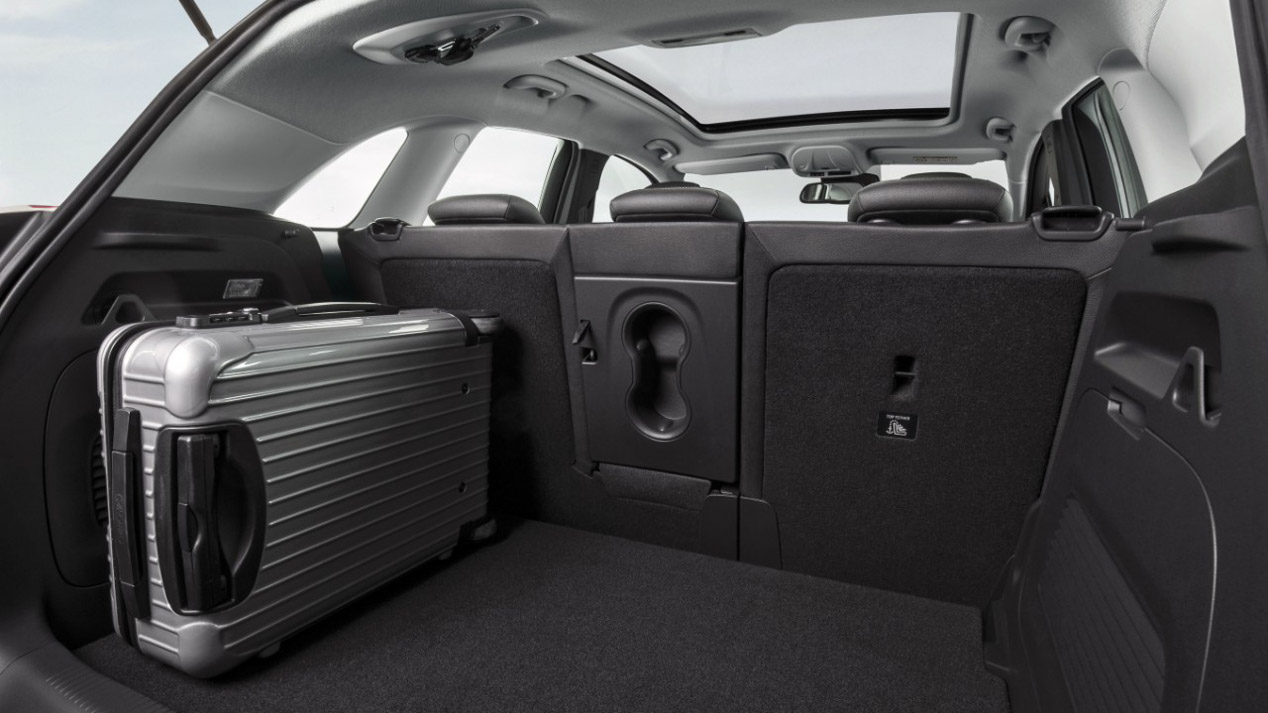El SUV Opel Crossland X, ya a la venta