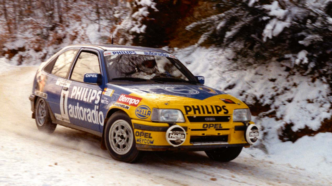 Prueba original: Opel Kadett GSI (1988)