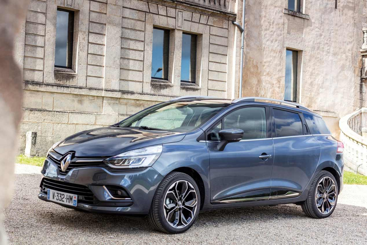 Los coches preferidos por los europeos en 2017