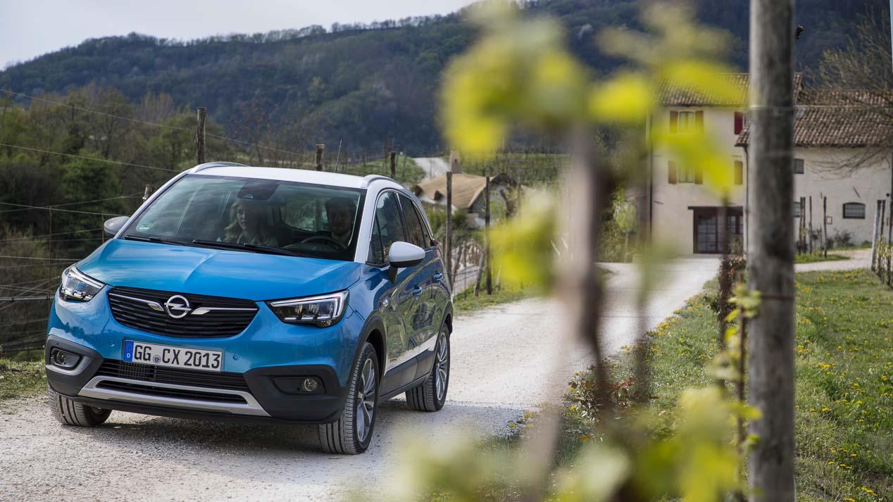 Opel Crossland X: en junio a la venta el nuevo SUV de Opel