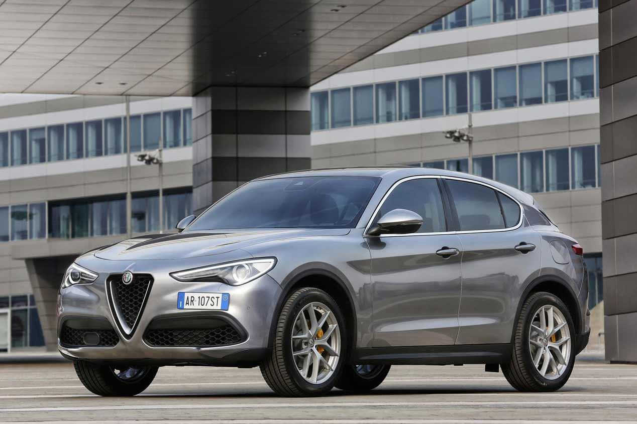 Ya a la venta el nuevo SUV Alfa Romeo Stelvio