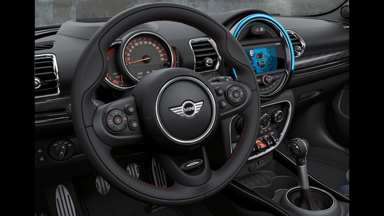 Mini Countryman 2017, nuevos motores y ligera puesta al día