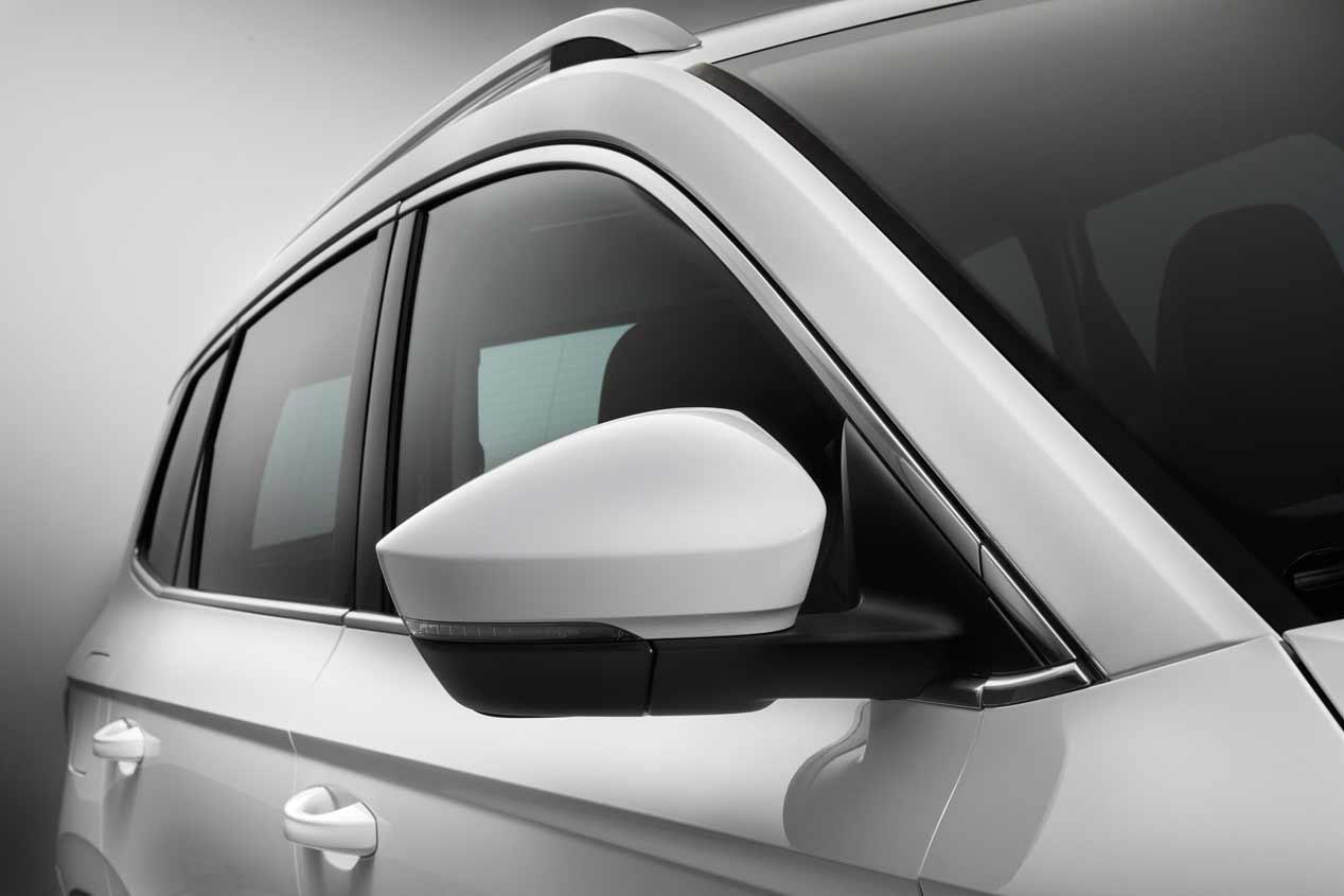 Skoda Karoq: todas las fotos del nuevo SUV compacto