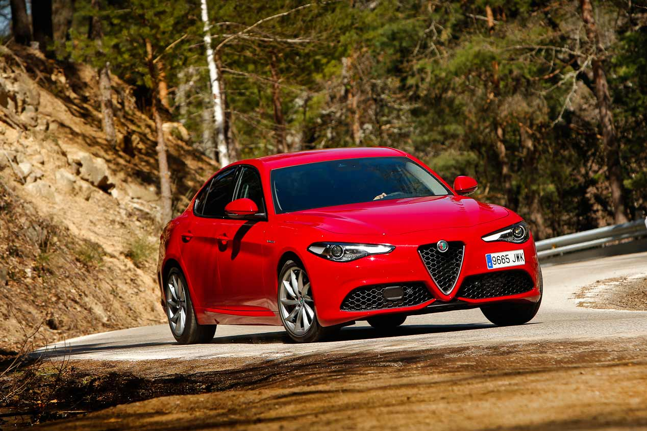 Alfa Romeo Giulia 2.0 Turbo Q4 Veloce: ¡lo probamos!