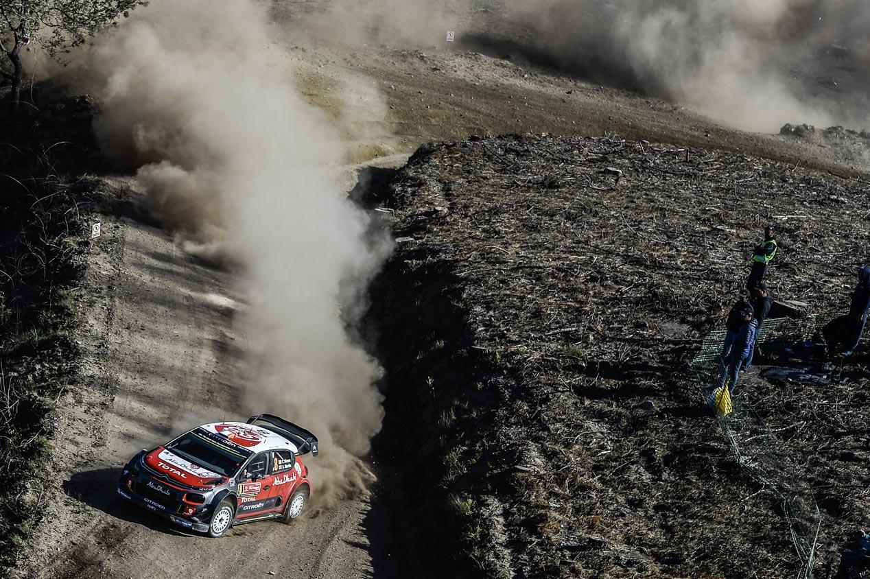 Rally de Portugal 2017: las mejores fotos de la etapa del sábado
