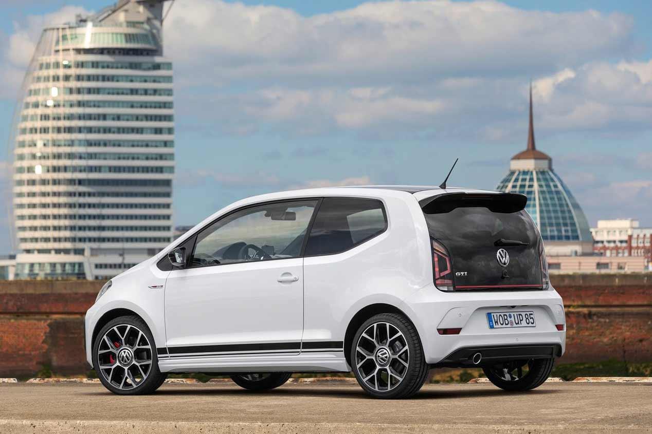 Volkswagen Up! GTI: el pequeño deportivo llegará en 2018