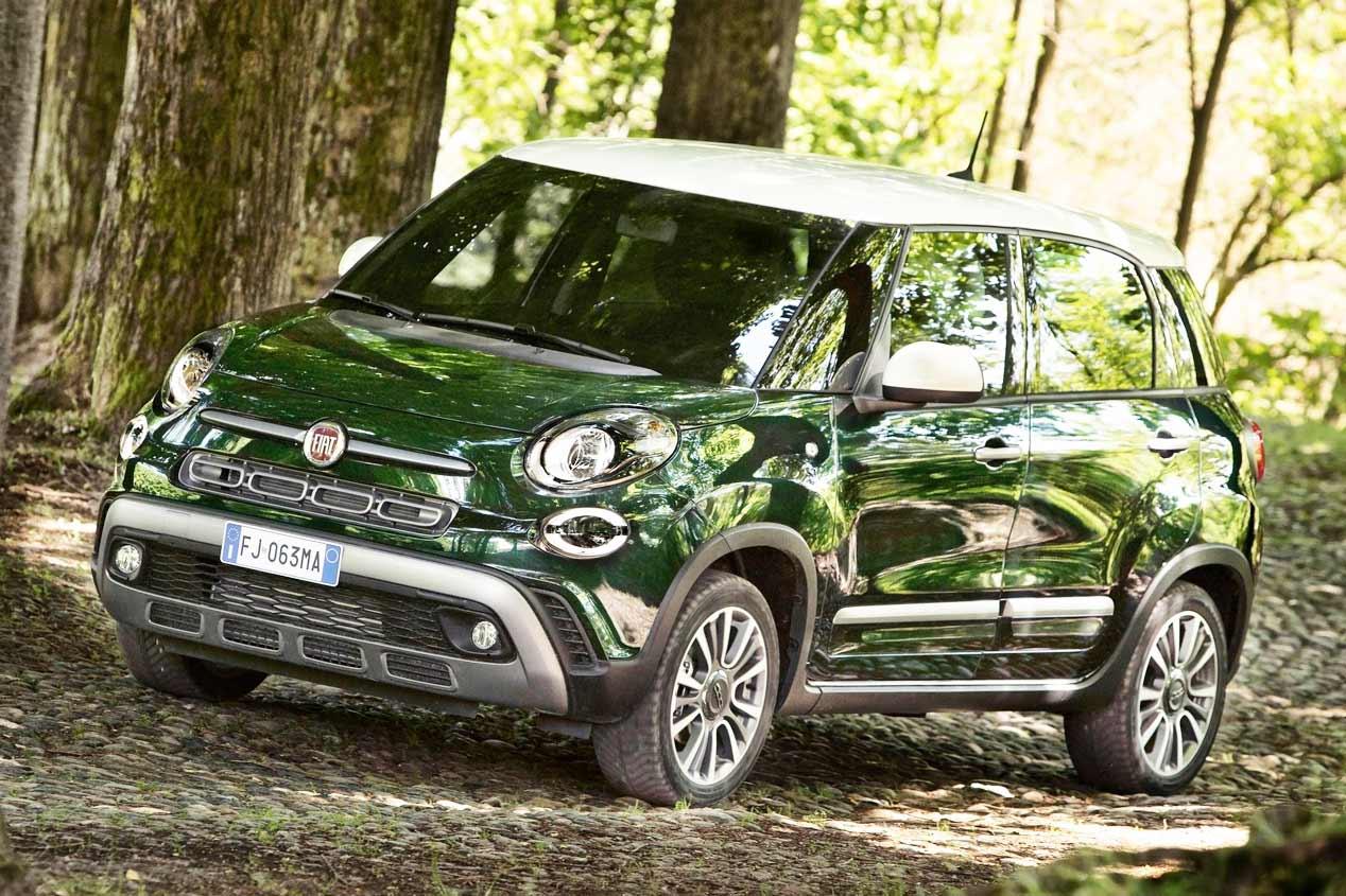 Nuevo Fiat 500L 2017 con versiones Urban, Cross y Wagon
