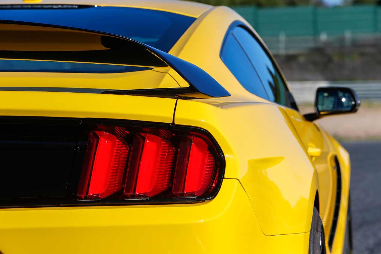 Ford Mustang Shelby GT 350R, fotos de nuestra prueba