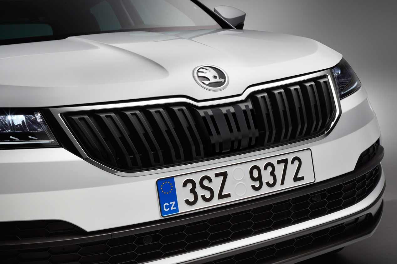 Skoda Karoq RS y Monte Carlo: así podrían ser estos dos nuevos SUV deportivos