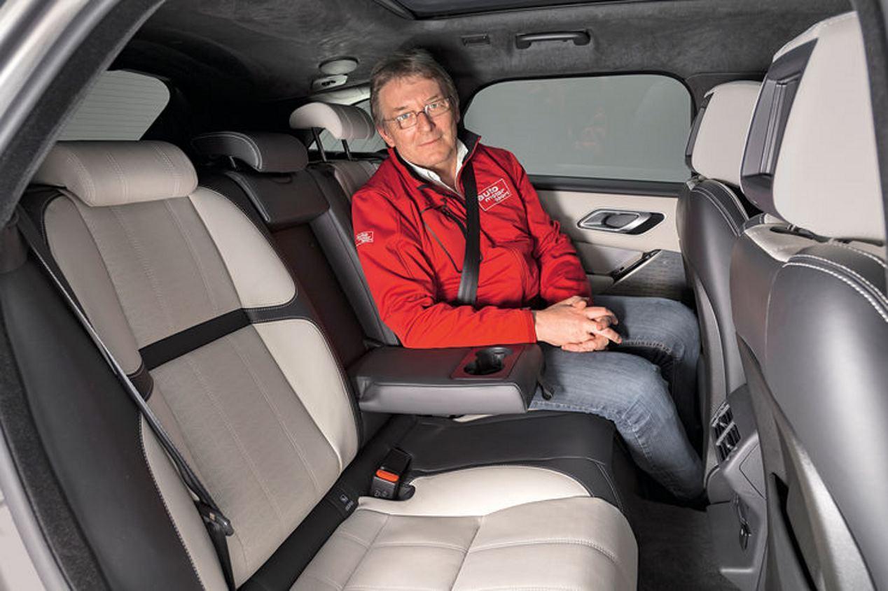 Duelo: el nuevo Volvo XC60 frente al inédito Range Rover Velar