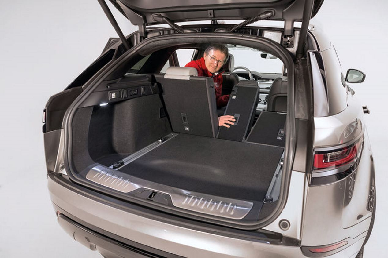 Duelo: el nuevo Volvo XC60 vs el inédito Range Rover Velar
