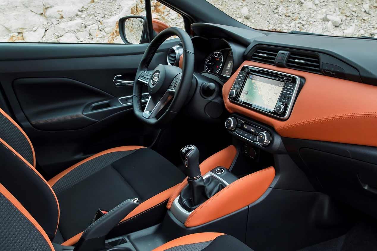El Nissan Micra estrena un nuevo motor 1.0 de 70 CV