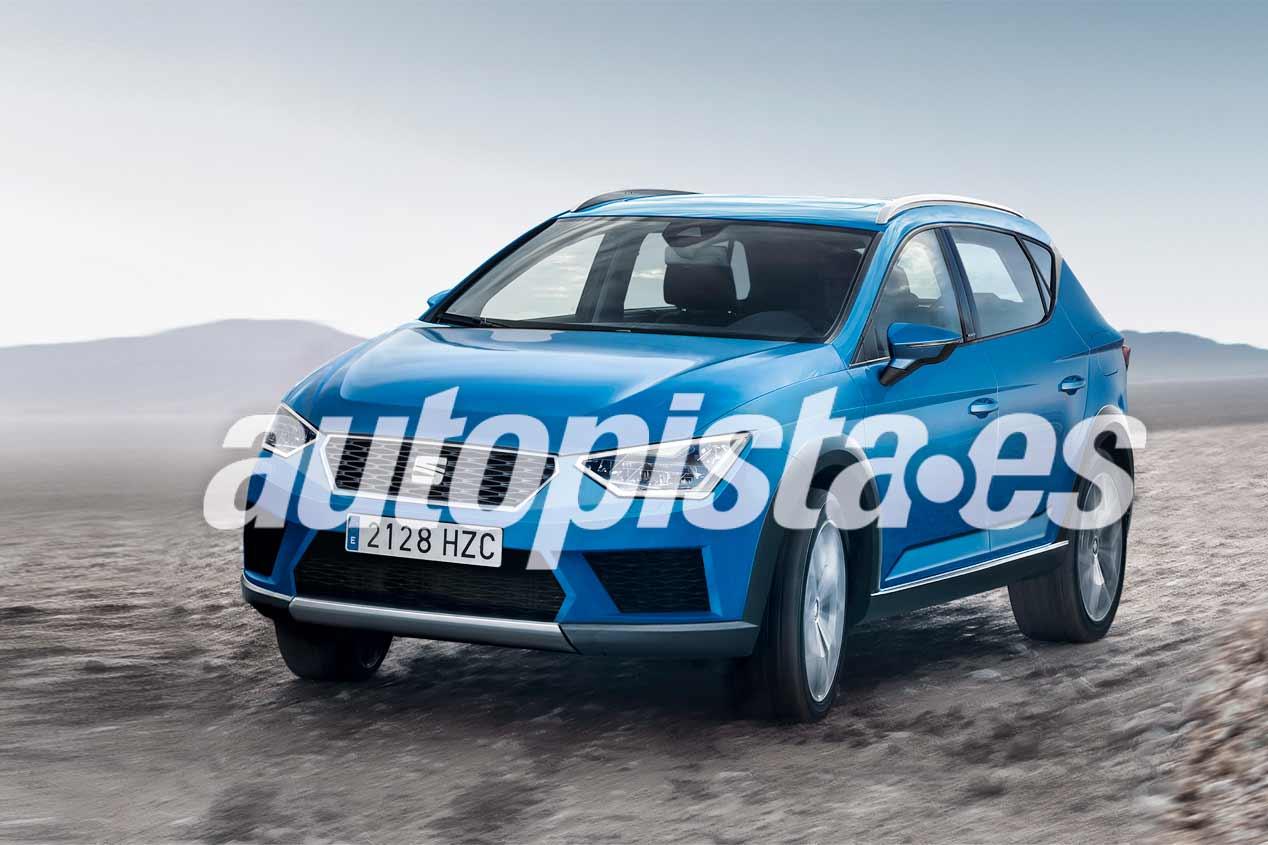 El SUV Seat Arona y el nuevo Ibiza, a todo gas