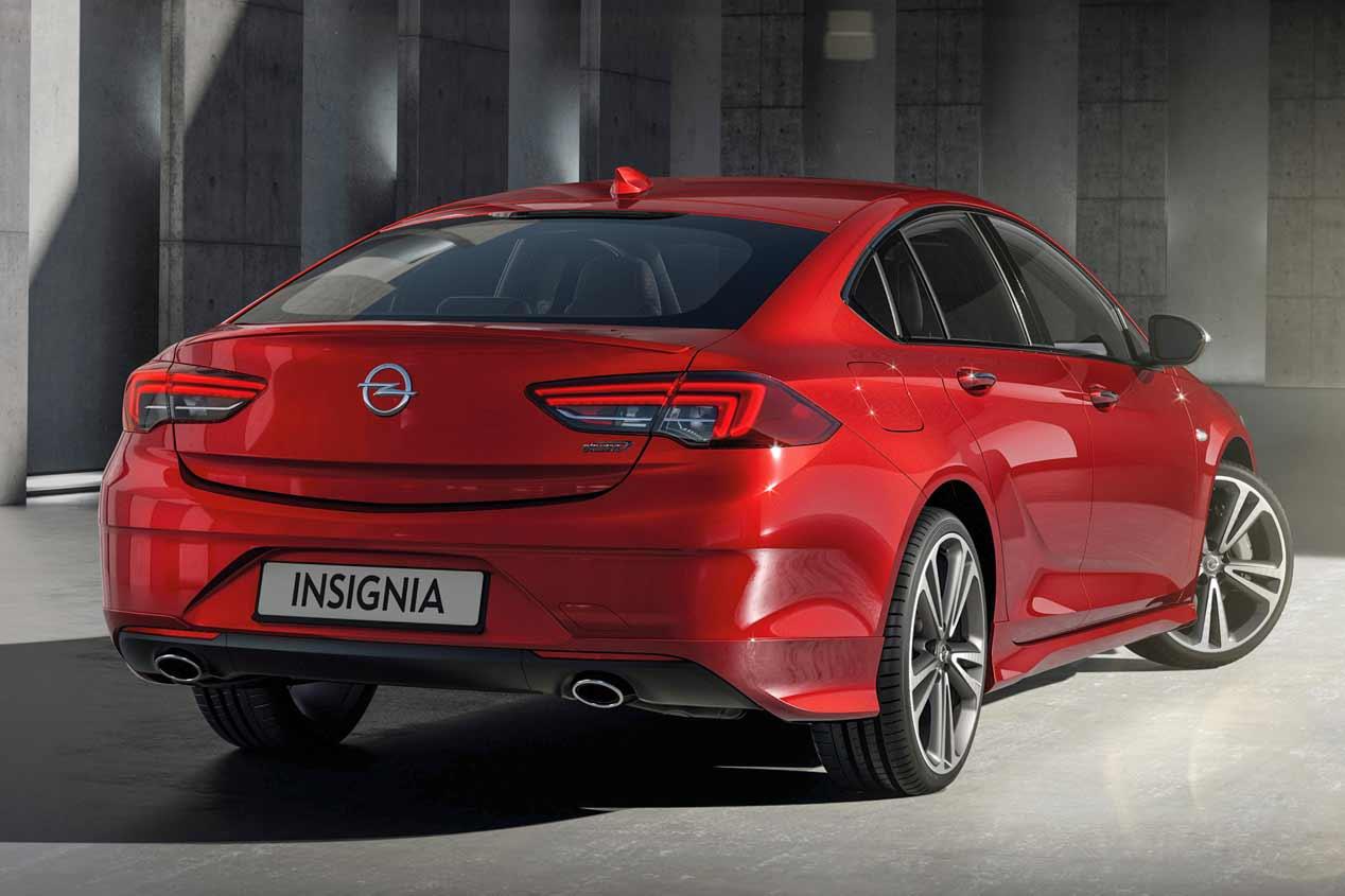 Opel Insignia Exclusive: máxima personalización