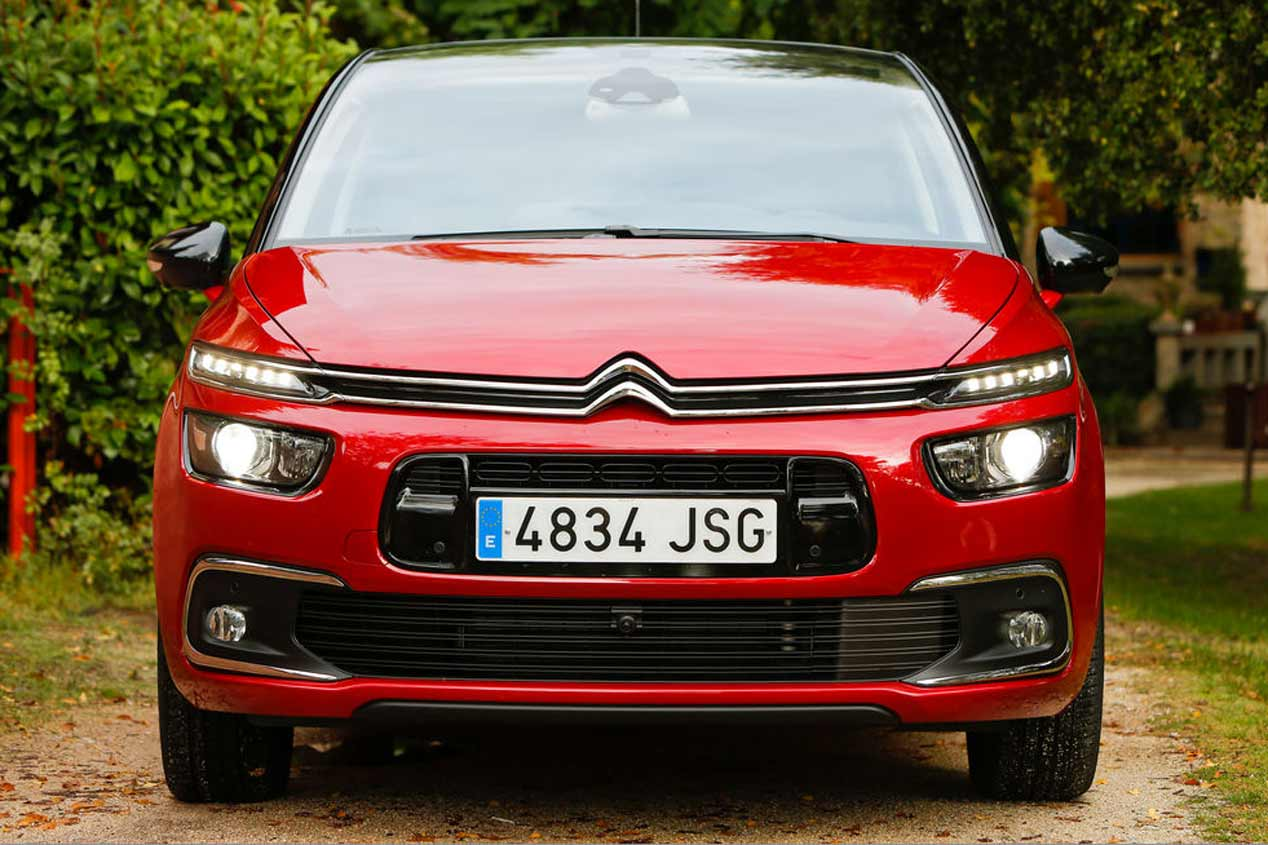 Probamos el Citroën C4 Picasso 1.6 BlueHDI EAT6