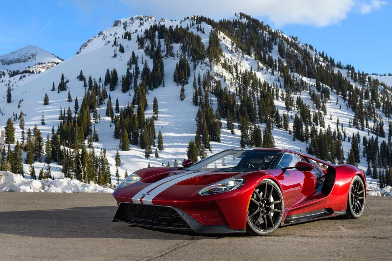 Ford GT, un espectacular deportivo muy difícil de comprar