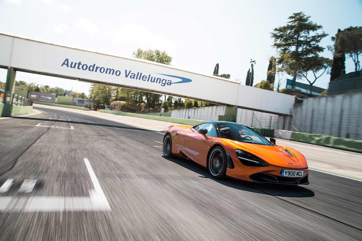 Prueba del McLaren 720S Coupé, el cielo más cerca