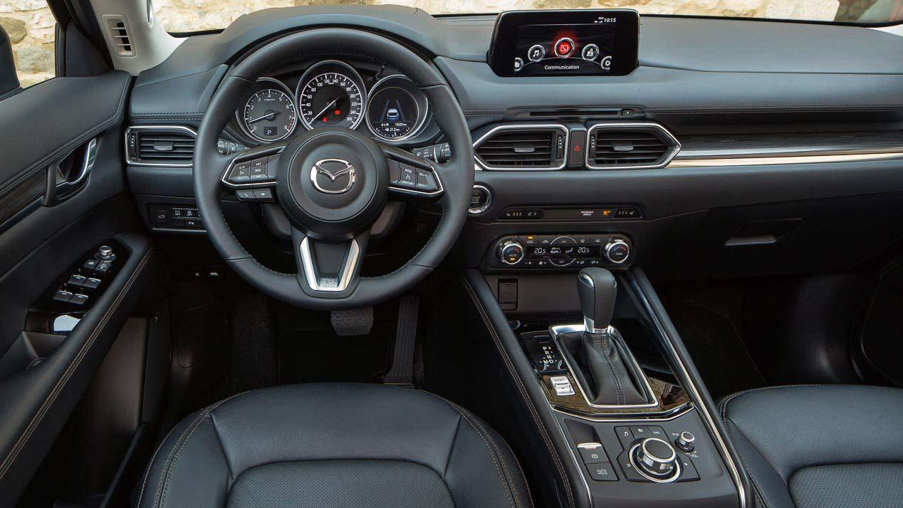 Mazda CX-5: a la venta desde 26.600 euros la segunda generación.