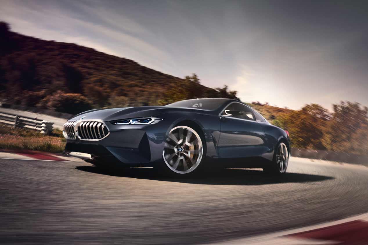 BMW Serie 8 2018: sus mejores fotos