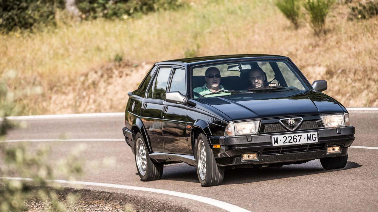 Los mejores coches italianos de la historia