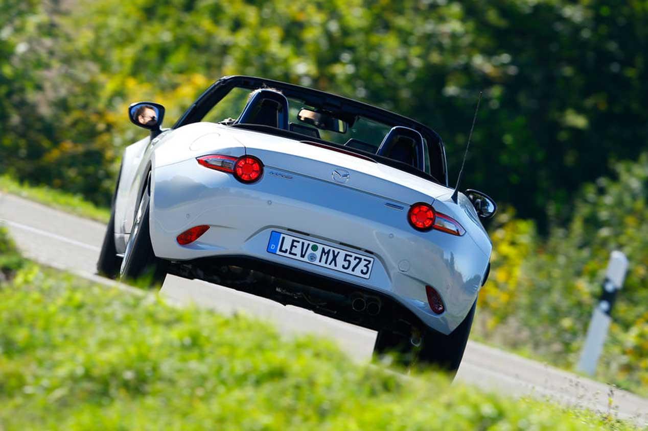 Los 10 coches deportivos más divertidos por menos de 30.000 euros