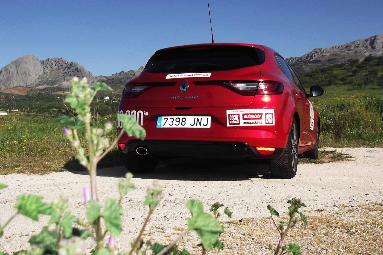 Prueba de 100.000 km con el Renault Mégane 1.6 dCi, las mejores fotos
