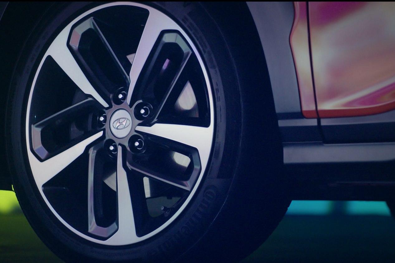 """Nuevas fotos del Hyundai Kona, el """"mini"""" Tucson"""