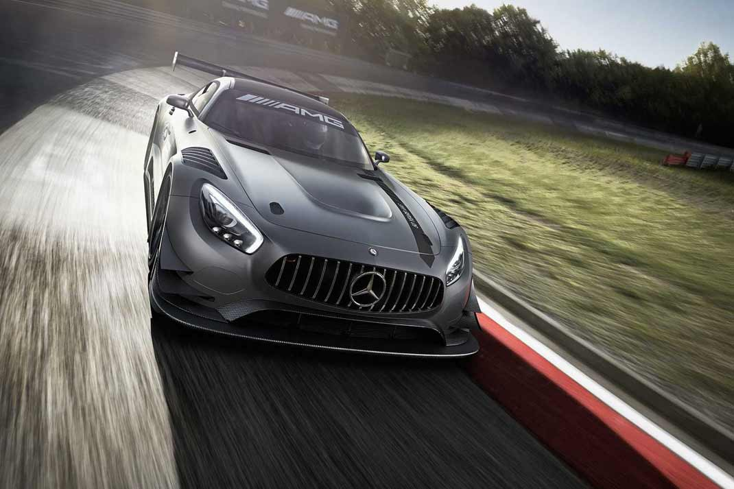 Mercedes - AMG GT3 Edition 50 Fotos