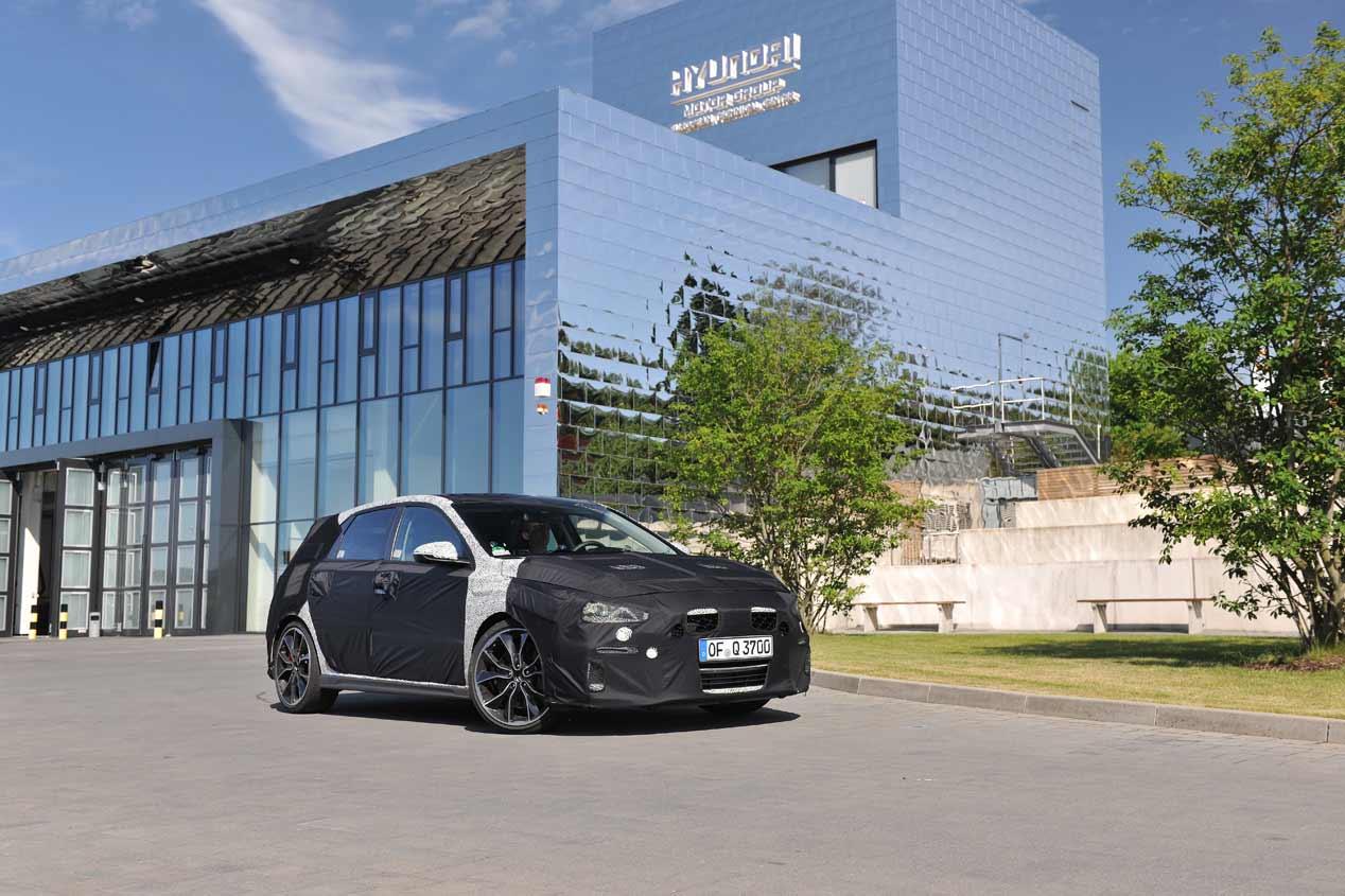 Hyundai i30N: conducimos el nuevo deportivo compacto