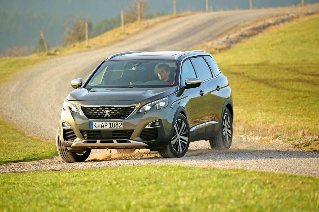 Peugeot 5008 2.0 BlueHDi: ¡probamos el nuevo SUV!