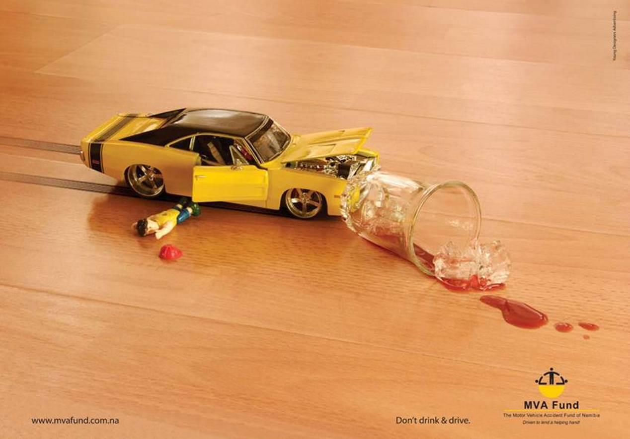 Los mejores anuncios de coches que alertan del alcohol en la conducción