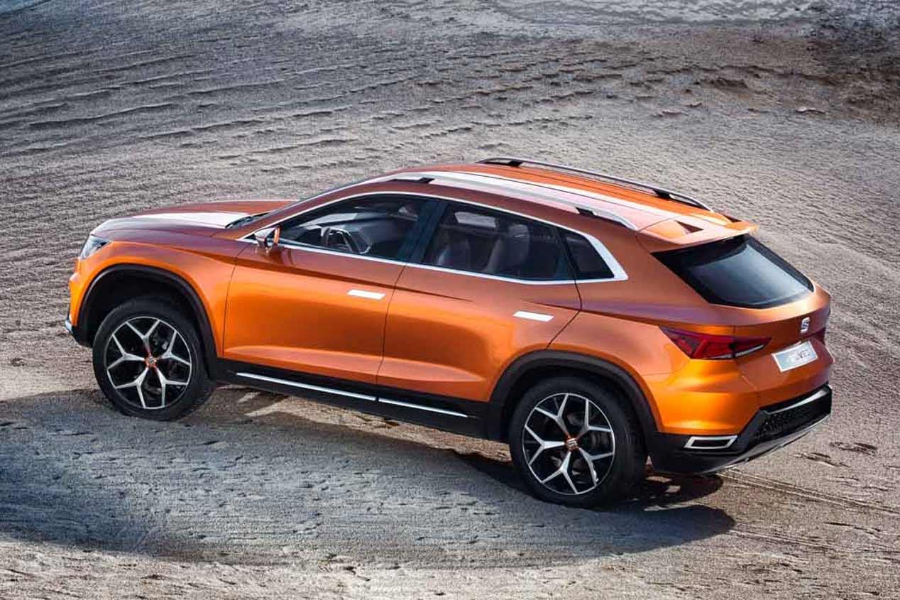 Seat SUV de plazas en 2018: ¿cuál será su nombre?