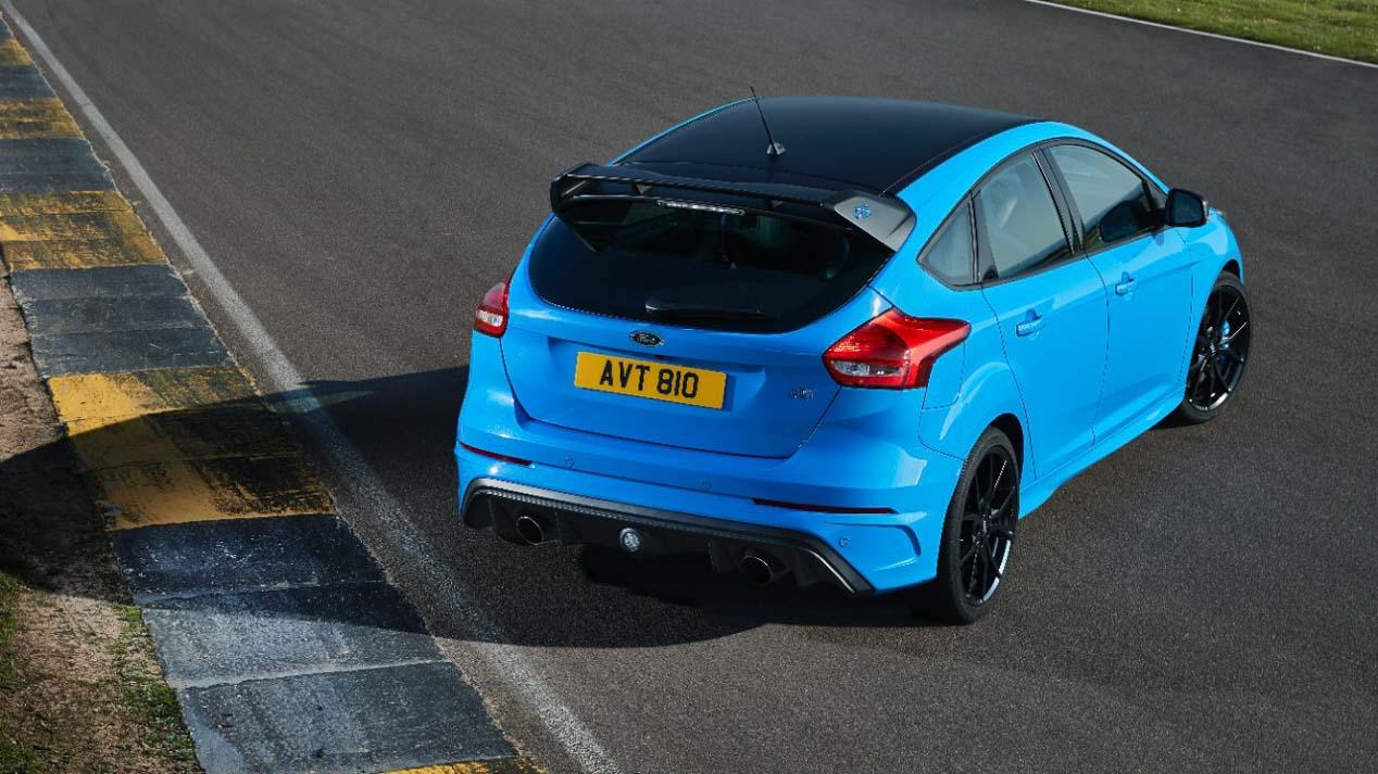 Nuevo paquete deportivo para el Ford Focus RS