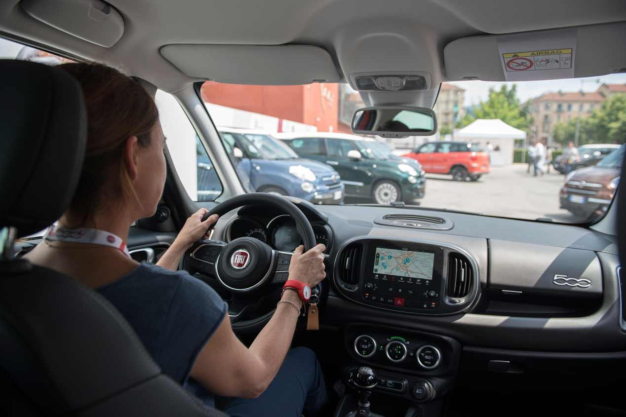 Conducimos el Fiat 500L Cross 2017: el 500L más campero
