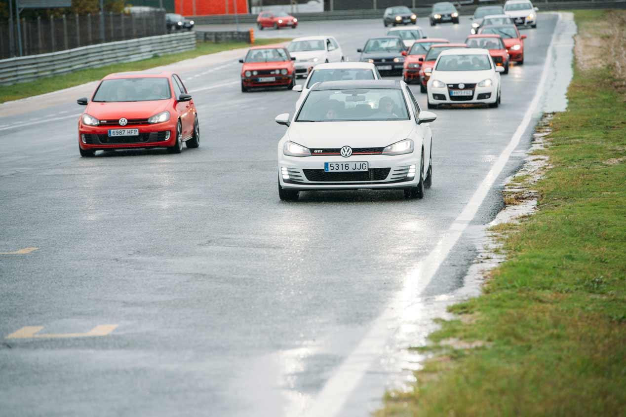 GTI Day, Volkswagen vuelve al Circuito del Jarama
