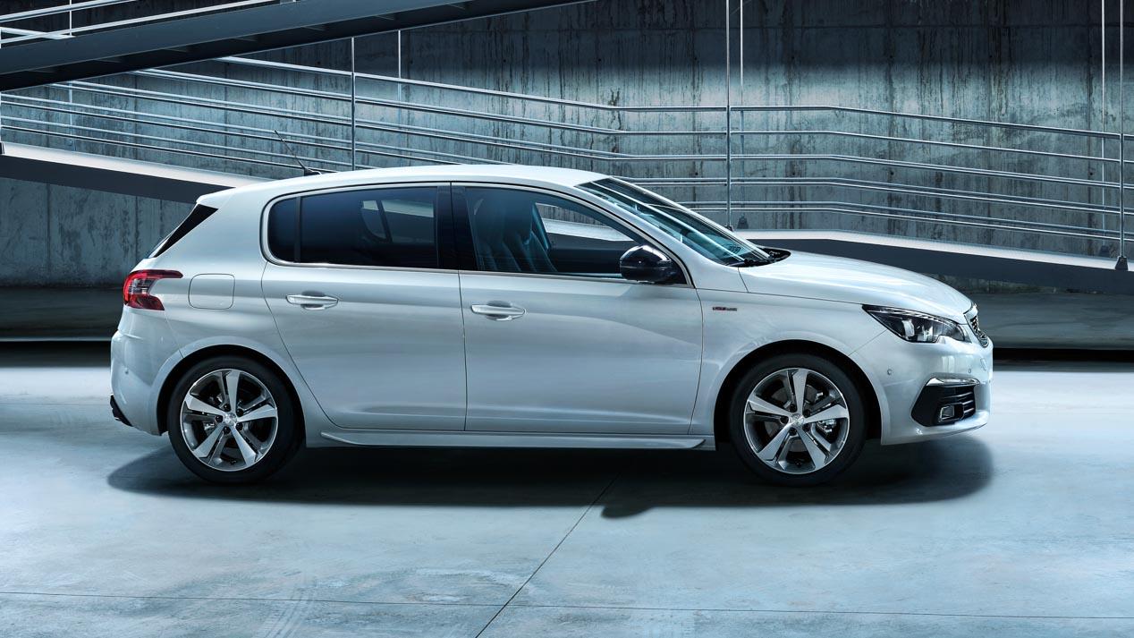 Peugeot 308 2017: las fotos más espectaculares del compacto francés