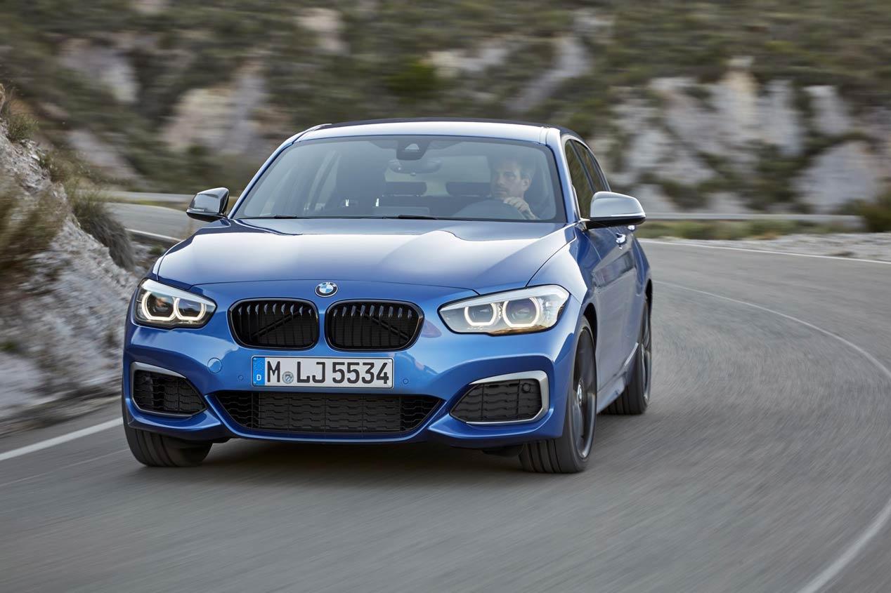 BMW Serie 1 2017, desde 25.350 euros
