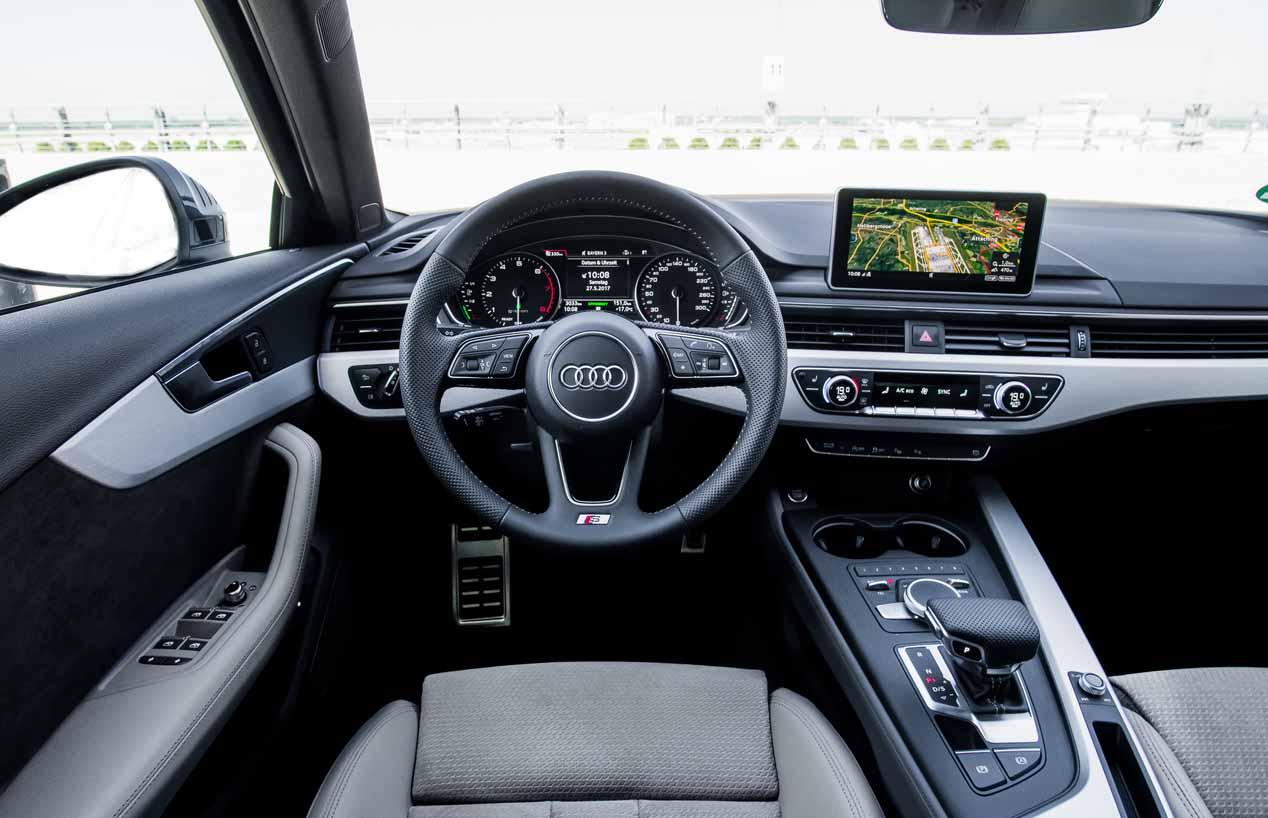 Llegan los Audi A4 y A5 g-tron de gas natural