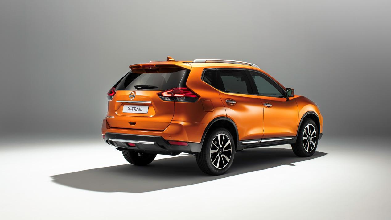 Presentada la gama Nissan X-Trail 2017
