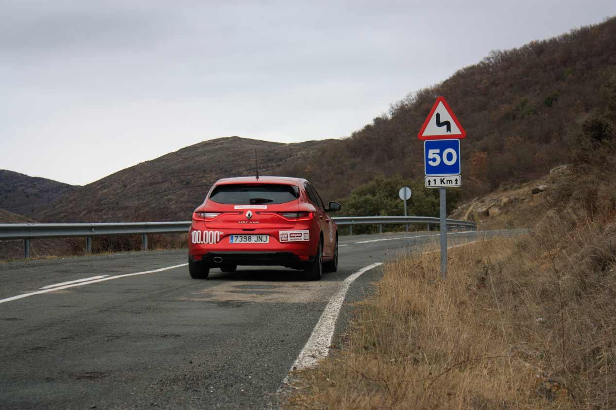 Prueba al Renault Mégane 1.6 dCi: costes de combustible y mantenimiento