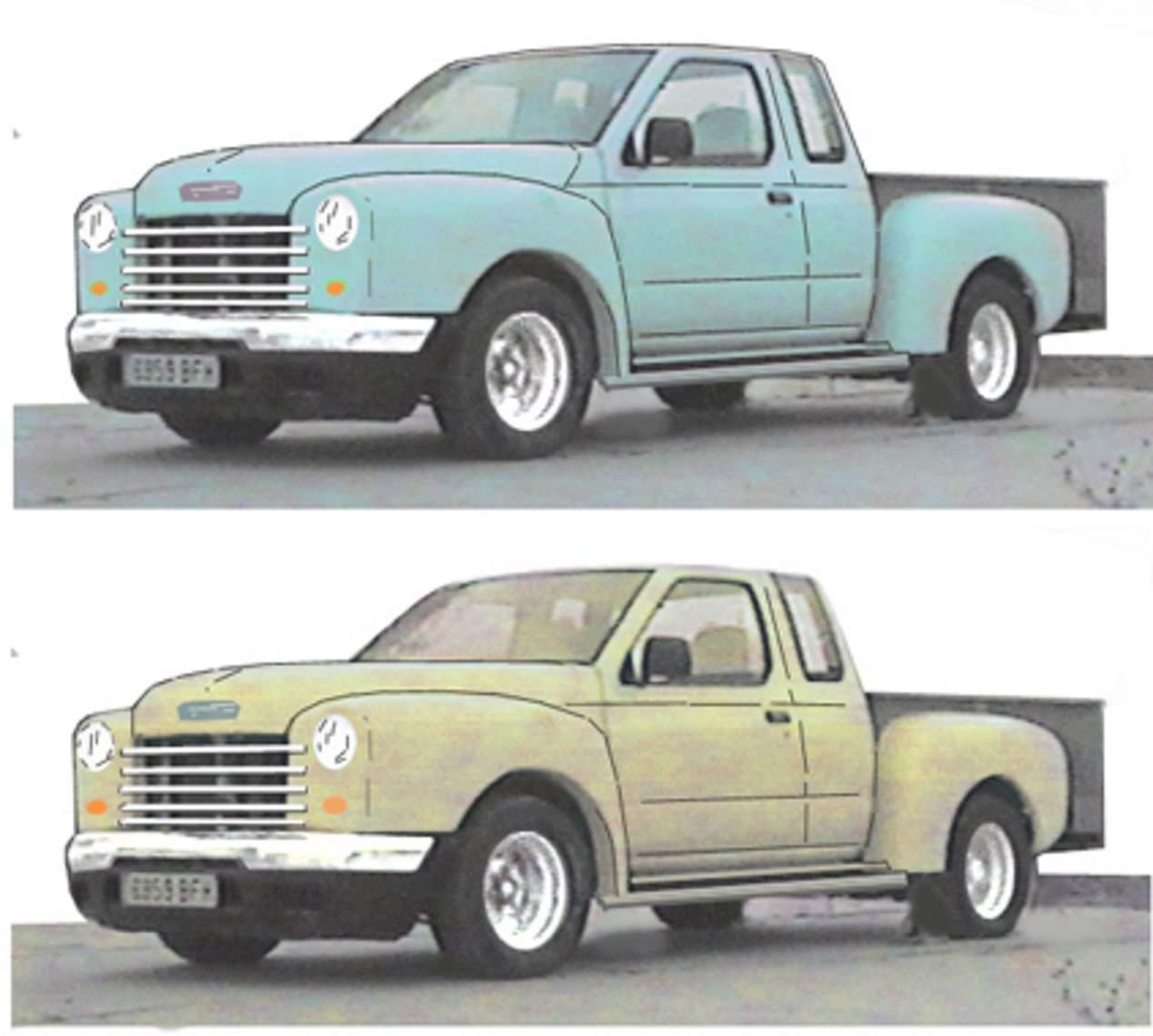 Iguana, kits clásicos para coches modernos