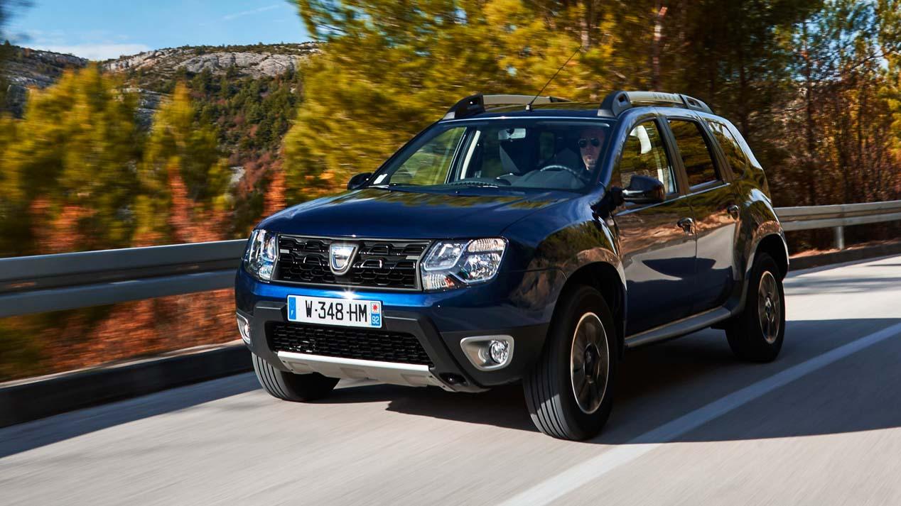 Los coches que podrás probar en Test The Best SUV