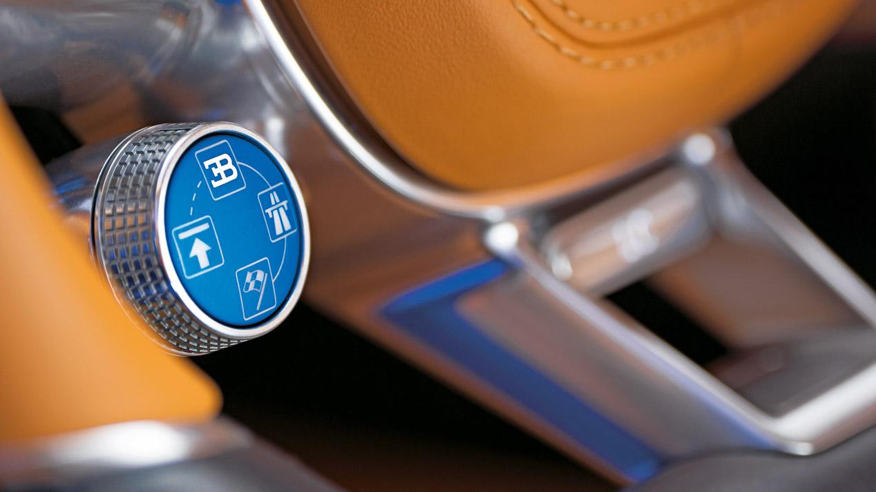 Probamos el nuevo Bugatti Chiron, el coche de los 1.500 CV