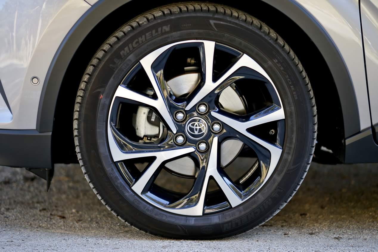 Toyota C-HR: el éxito del SUV híbrido, a examen