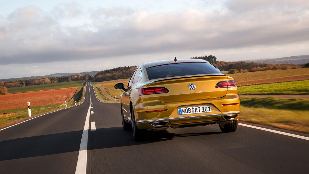 VW Arteon, la berlina coupé 4 puertas premium del pueblo