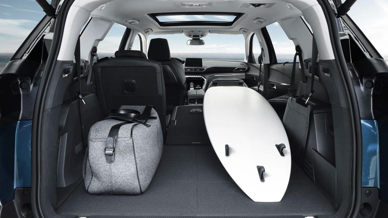 Peugeot 5008: un SUV que apuesta por el máximo confort